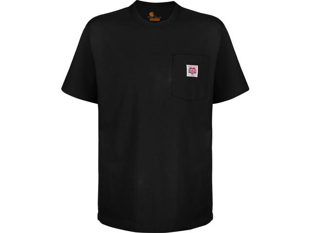 Carhartt K87 Icon T-shirt Homme, black